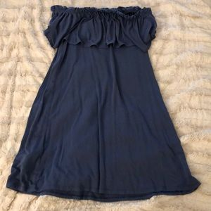 Abercrombie off the shoulders dress